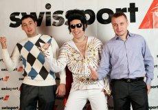 Новогодний корпоратив «Swissport» с Голливудским размахом!