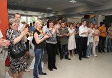 АТЕМ, Донецк - DISCOvery party
